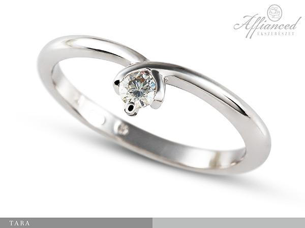 Tara - eljegyzési gyűrű