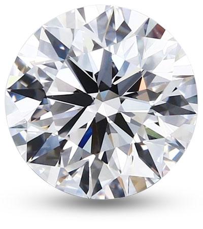 Briliáns csiszolású gyémánt