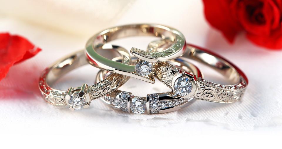 Tökéletes eljegyzési gyűrű