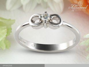 Endless - eljegyzési gyűrű