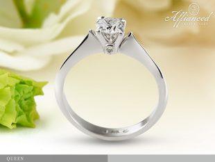 Queen - eljegyzési gyűrű