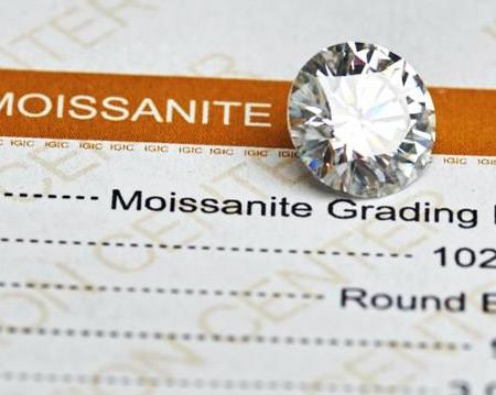 Moissanite útmutató