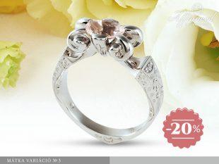 Mátka Variáció no3 - eljegyzési vagy női gyűrű