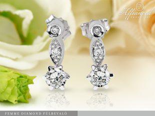 Femme Diamond - fülbevaló