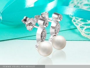 Femme Pearl - fülbevaló