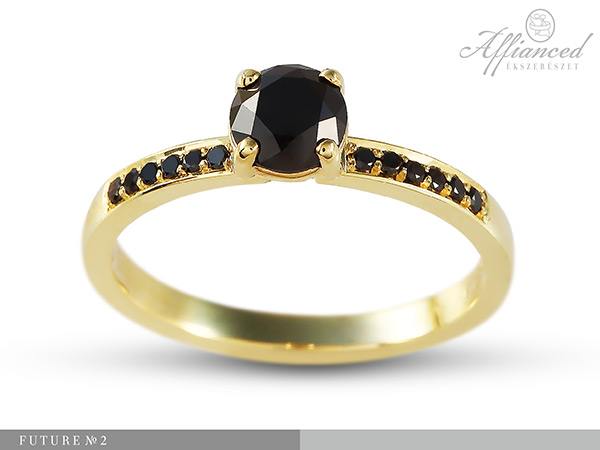 Future no2 - eljegyzési gyűrű